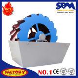 Machine de rondelle à sable à haute capacité en Chine, rondelle à sable à vis
