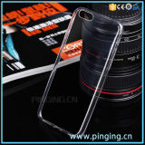 Ultra fino caso TPU teléfono transparente para el iPhone 7