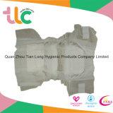 最もよくオンラインで中国からの中国の安い極度の乾燥した、柔らかい表面OEMの使い捨て可能な赤ん坊のおむつ