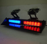 警察Truck Car 12W LED Visor Strobe Warning Lights (GXT-602)