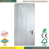 Panel-Tür-Form-Tür-Weiß-Tür