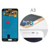 Samsung A3 LCDの表示のタッチ画面のための電話LCD