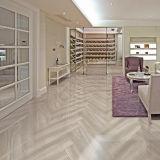 フォーシャンから陶磁器木のインクジェット浴室のタイルに床を張る