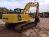 Excavatrice utilisée de KOMATSU PC200-6, excavatrice PC200-6 utilisée