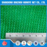 Сеть тени Sun зеленого цвета земледелия HDPE ткани плетения сети тени Sun зеленого цвета сада HDPE пластичная