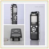 Профессиональный портативный диктофон цифров с mp3 плэйер (ID8827)