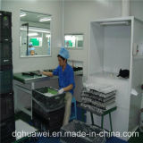 Spritzlackierverfahren-Produktionszweig für DVD Shell