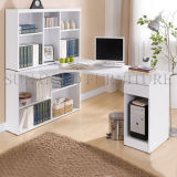 Student Table (SZ-CDT031)의 Bookshelf를 가진 현대 Office Furniture Computer Desk