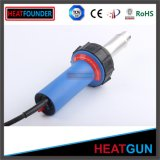 230V 1600W Temperatur Einstellbare Heißluftpistole für die PVC-Folie