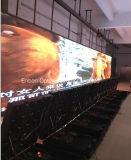 P10 Display Board Fuente Servicio LED Publicidad (frente abierto)