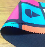 Высокое качество другой квадратный напечатанный неопрен для Swimwear (STNB-050)
