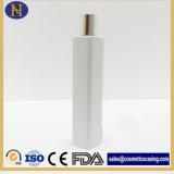 60ml 80ml 100ml 120ml 150ml quadratisches Form-Haustier-kosmetische Flaschen-Weiß-Flasche