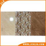 Плитки стены установленной ванной комнаты Brown строительного материала 3060 керамические
