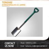 Лопата лопаткоулавливателя руки сада нержавеющей стали Китая прочная