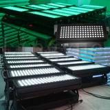 屋外RGBW 108X3w LEDの壁の洗濯機