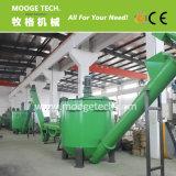 Новая конструированная линия бутылки HDPE пластичная рециркулируя