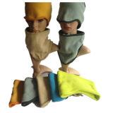 Chapéus polares do Beanie da máscara protetora do aquecedor da garganta da baixada dos lenços do velo dos esportes de inverno
