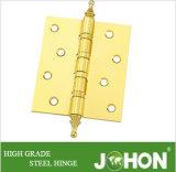 """Bisagra de los muebles de la puerta del acero o del hierro (4 accesorios del hardware """" X4 """")"""