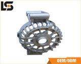 Qualitäts-Multifunktionsnähmaschine-Teile, die das Teil gebildet vom Aluminium nähen