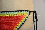 Halter женщин окаимленных Swimsuit шеей Crocheted