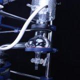Réacteur à verre Jacket Heb-50L à nouveau type avec refroidisseur