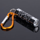 Cola Switch Key Chain Flashlight con el Li-ion Battery