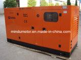 Gerador elétrico Diesel Soundproof do preço de fábrica 100kVA Yuchai