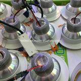 7W techo Downlight del poder más elevado LED para la decoración