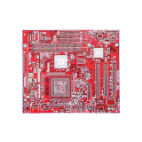 PWB Multilayer Circuit Board de Electronic Red com Highquality
