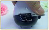 Диктор СИД светлый беспроволочный миниый портативный Bluetooth (ID6022)