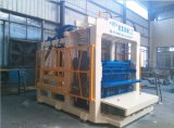 Máquina automática del ladrillo del bloque de cemento del cemento hydráulico Qt12-15 con Ce