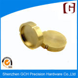 Fazer à máquina de cobre fazendo à máquina da peça do bronze/cobre da alta qualidade