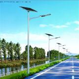 Vente 2016 chaude ! ! ! 150W réverbère solaire de la haute énergie DEL