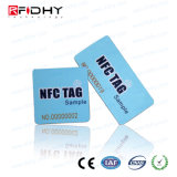 Mode Shape Kleine RFID NFC Sticker Tag voor Smart Phone