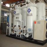 99.9% Separación del gas del nitrógeno produciendo el generador