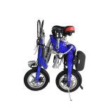 Bici plegable eléctrica de la venta caliente 2016 para el transporte