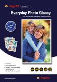 135g反Curling High Glossy Inkjet Photo Paper