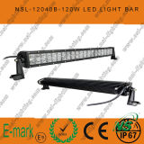 20 barre d'éclairage LED de pouce 120W pour des camions