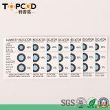 Carte utilisée généralement d'indicateur d'humidité de Hic de 3 points