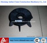 La pale de ventilateur utilisée par moteur anti-déflagrant de PVC