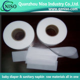 SGS Certification Printing Self Adhesive Paper for Sanitary Pads Raw Materials