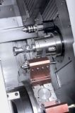 CNC Lathe Turning & Milling Center com Twin Spindle & Twin Turret