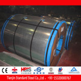 Bobina galvanizada mergulhada quente de grande resistência G550 do ferro