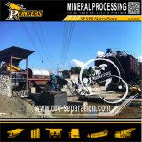 泥の鉱物のために縦の遠心水中に沈められたスラリーポンプを採鉱するSp Spr