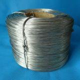 高品質の熱い浸された電流を通された鋼線--0.45mm
