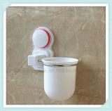 ABS van de Houder van de Borstel van het Toilet van het bad Opgezette de Muur van de Borstel
