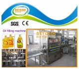 Máquina de enchimento automática engarrafada plástico do petróleo