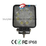 24W CREE 2400lm Flood Punkt-Lichtstrahl IP68 LED Arbeits-Licht (TR-4624S)