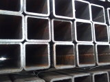 Pijp van het Staal van de Koolstof van Ss330 S235jo Q235 de Vierkante voor de Structuur van het Staal