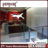 Het goedkope Traliewerk van de Trede van het Glas met de Leuning van het Staal (dms-B21481)